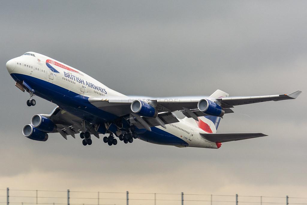 G-BYGF | Boeing 747-436 | British Airways