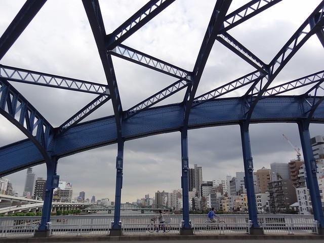Komagata bridge Tokyo