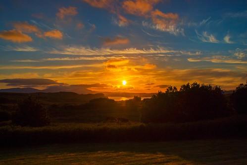 Isle of Skye Sunset