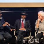 Roger Robinson, Linton Kwesi Johnson & Anthony Wall | © Simone Padovani