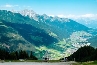 Austria, Alps
