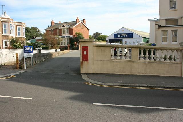 Hastings. Letterbox