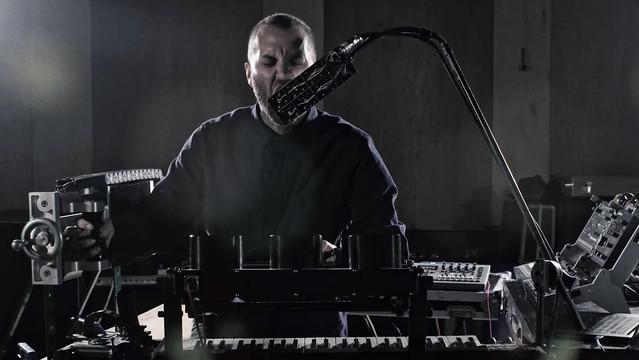 美國工業創作者歌手 Author & Punisher 公布單曲試聽 A Crude Sectioning 1