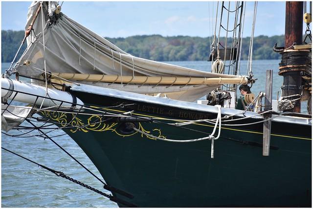 Lettie G. Howard @ Erie, PA Tall Ships Festival 2019 (Photo 1 of 4)