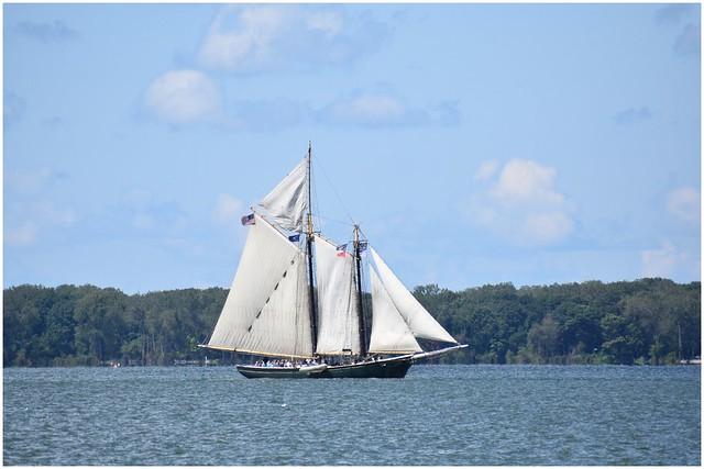 Lettie G. Howard @ Erie, PA Tall Ships Festival 2019 (Photo 3 of 4)