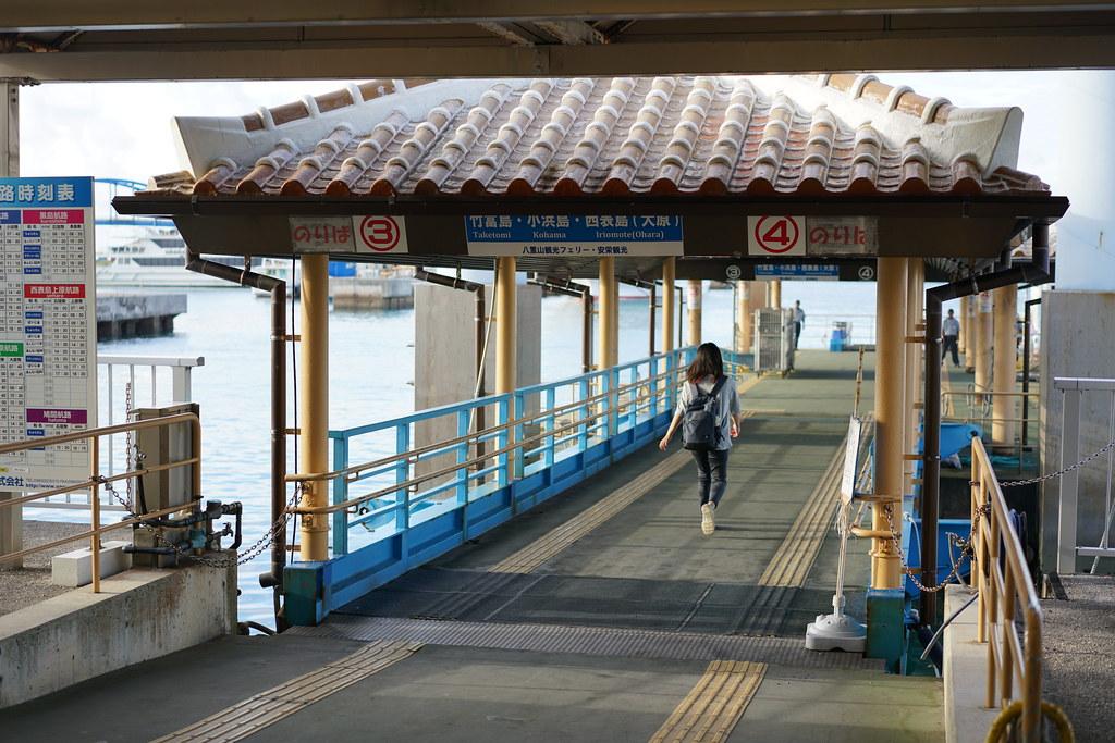 石垣島から竹富島へ_2