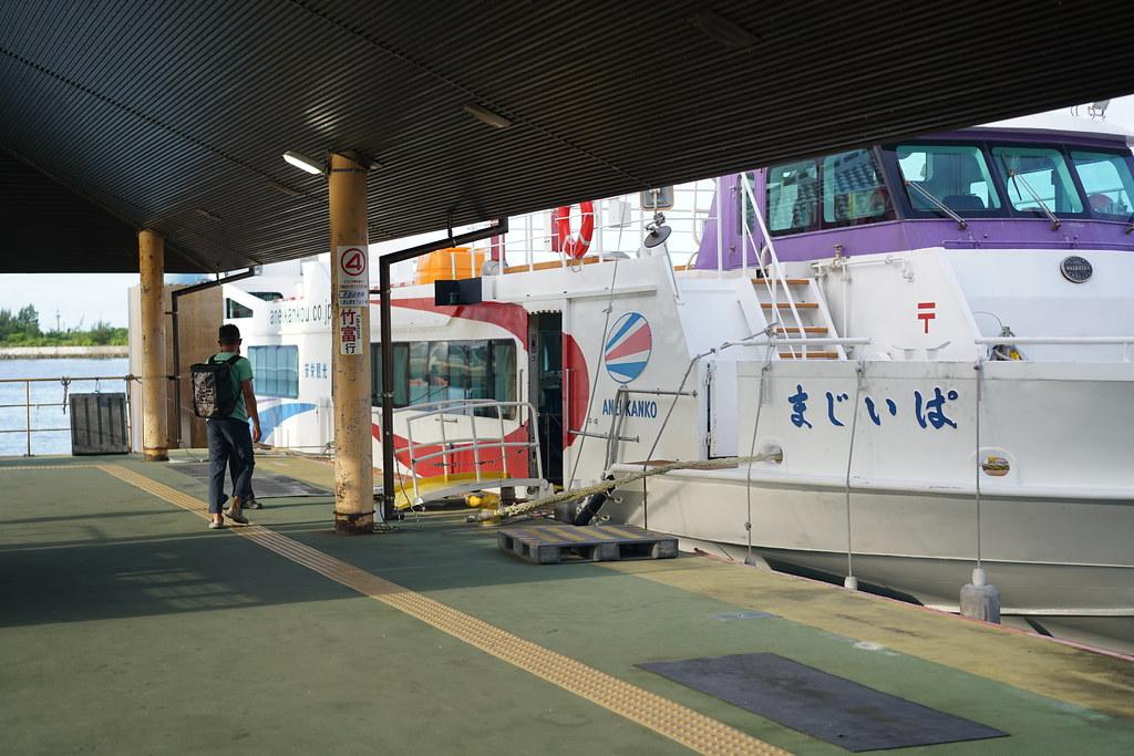 石垣島から竹富島へ_3
