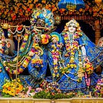 ISKCON Mayapur Deity Darshan 24 Aug 2019