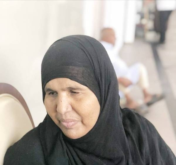 5293 Mother of 8 martyrs performs Haj as King Salman's guest