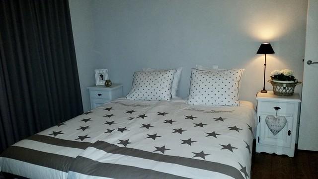 Dekbed met sterren