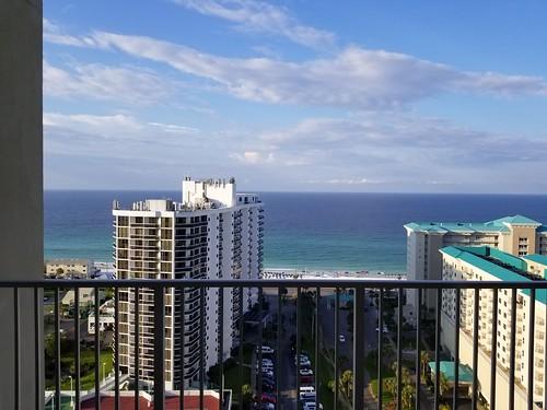 miramarbeachfl florida gulfofmexico condo balcony view beach