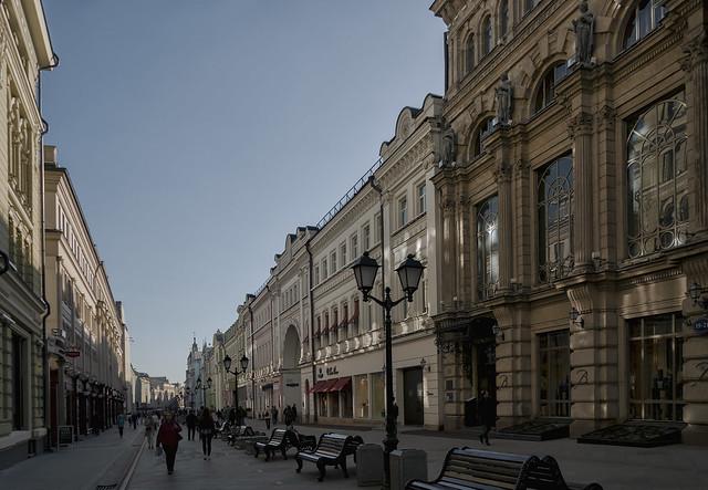 Nikolskaya street