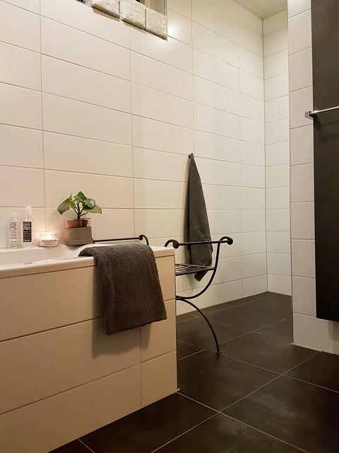 Badkamer landelijk klassiek