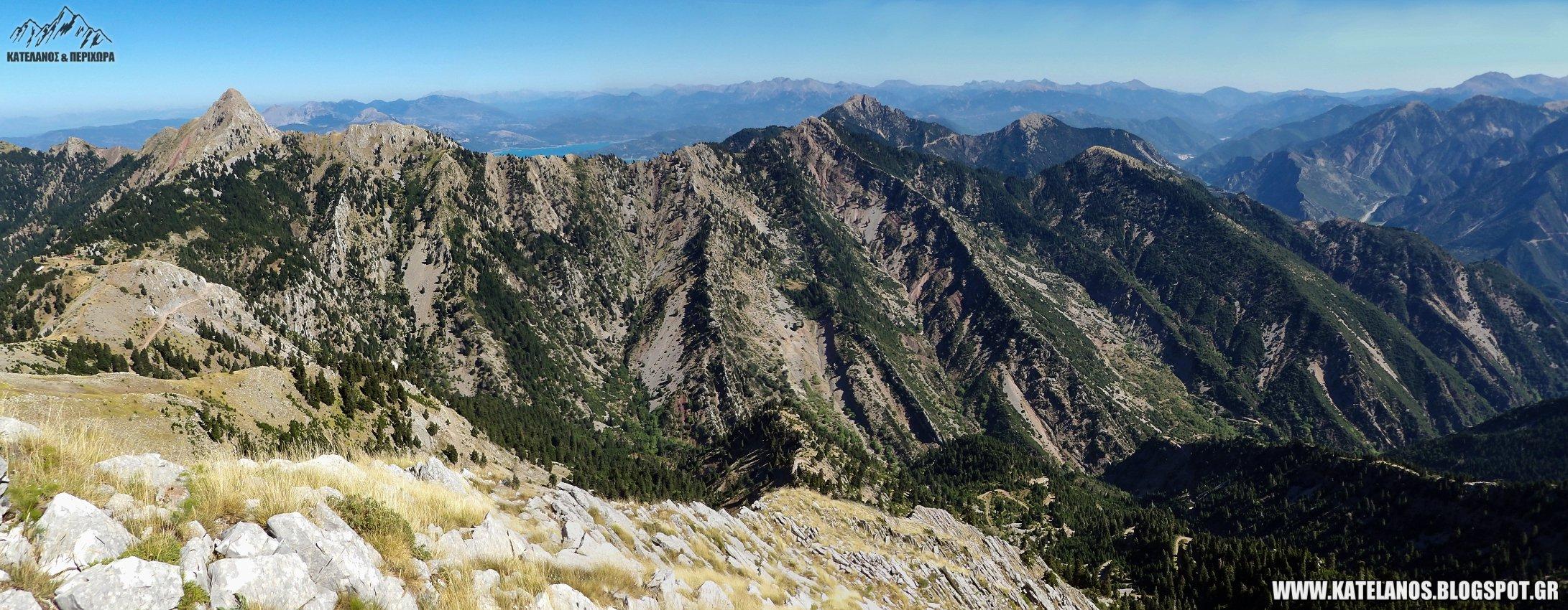 περιοχη σταυροχωρίου ευρυτανίας άγρια βουνά