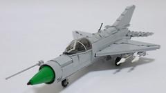 LEGO MiG-21 Fishbed