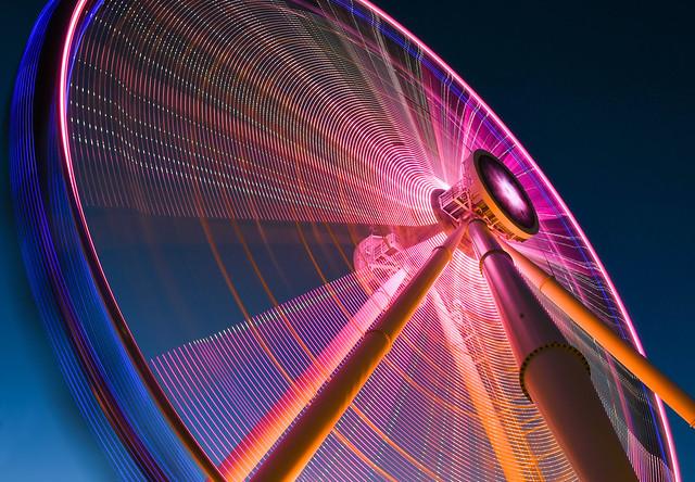 Centennial Wheel at Chicago's Navy Pier
