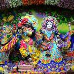 ISKCON Nasik Deity Darshan 24 Aug 2019