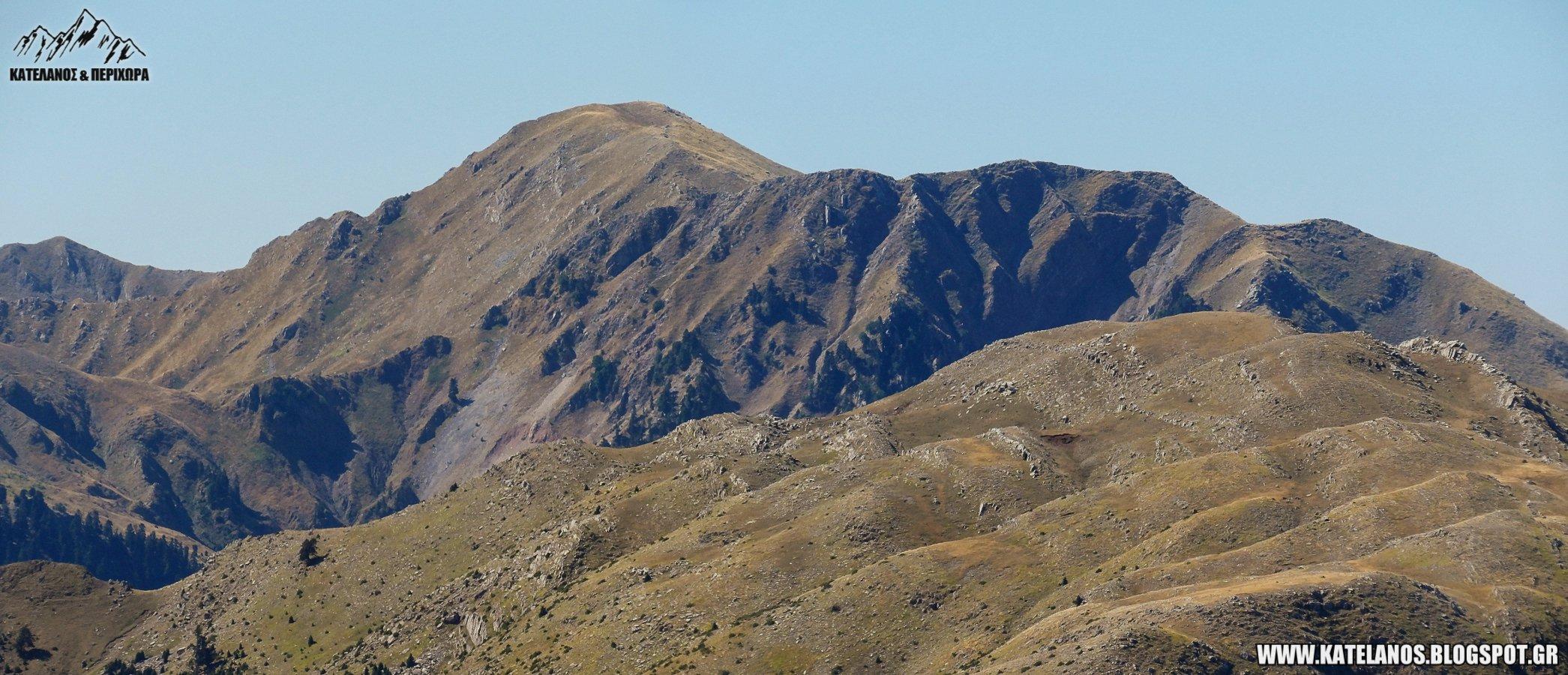 κατελανος βουνο καταβοθρα βορεια πλευρα