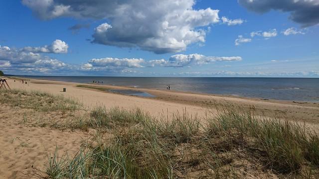 Kauksi beach (Lake Peipus, Estonia, 20190824)