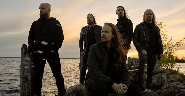 芬蘭旋死巨擘 虛幻之境Insomnium 發布新曲影音 Valediction 1