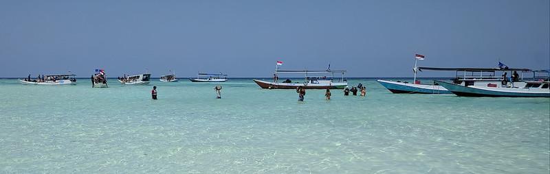 turismo en las islas de Karimunjawa