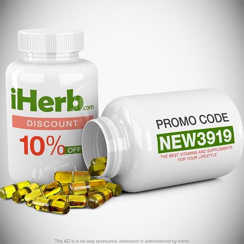 iHerb promo code NEW3919