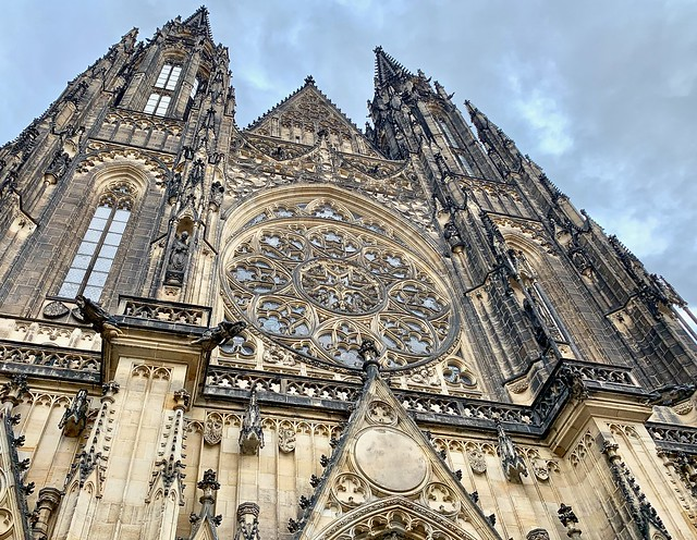 St. Vitus Cathedral at the Castle