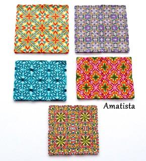 Kaleidoscopio patterns