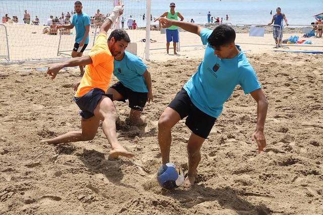 Fútbol Playa  Torneo San Gines 2019