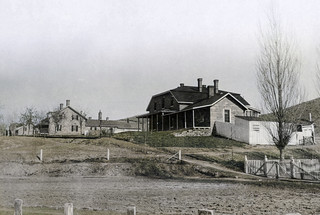 Late 1800s Fort Boise*