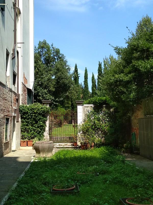 Венеция - Дворик