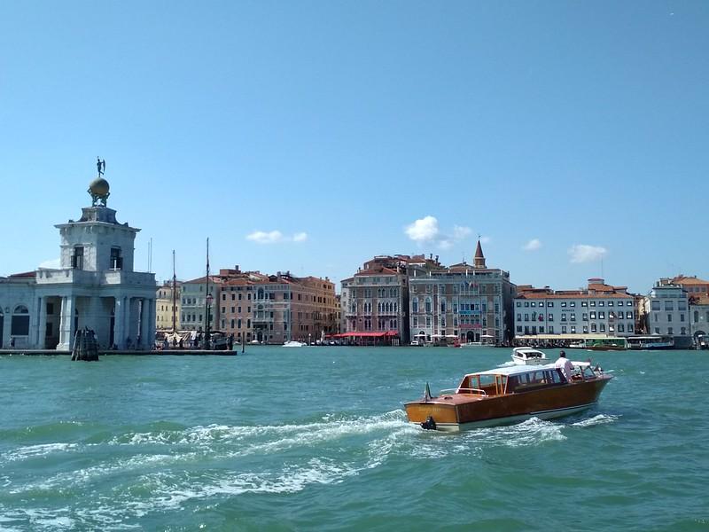 Венеция - Катер