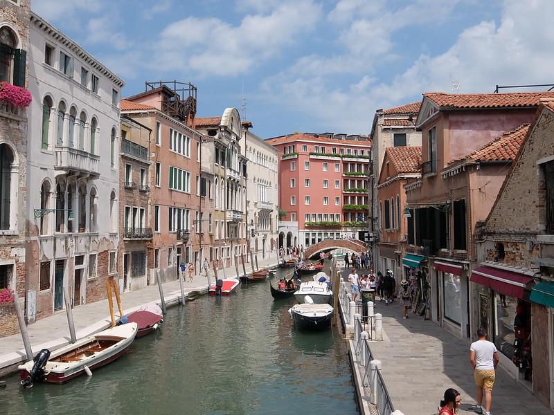 Венеция - Канал