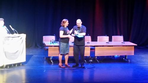Charlie Stross ESFS Award