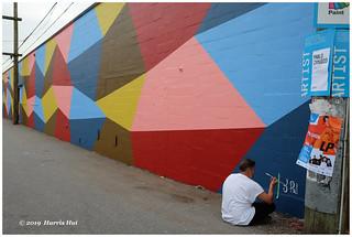 Make A Piece Of Artwork - Vancouver Mural Festival XT8307e