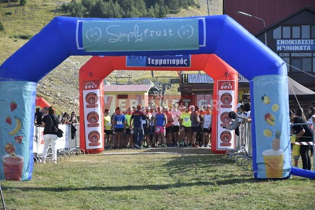 Seli Mountain Running - Vertical Race 24/8/2019