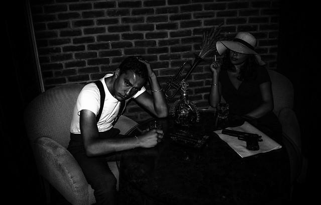 Fear in the Night......Noir