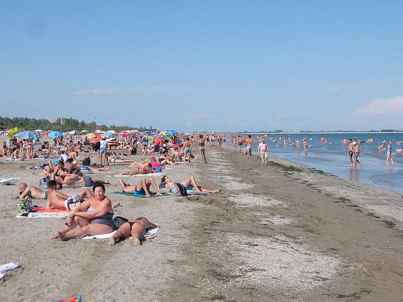 Остров Лидо - Пляж
