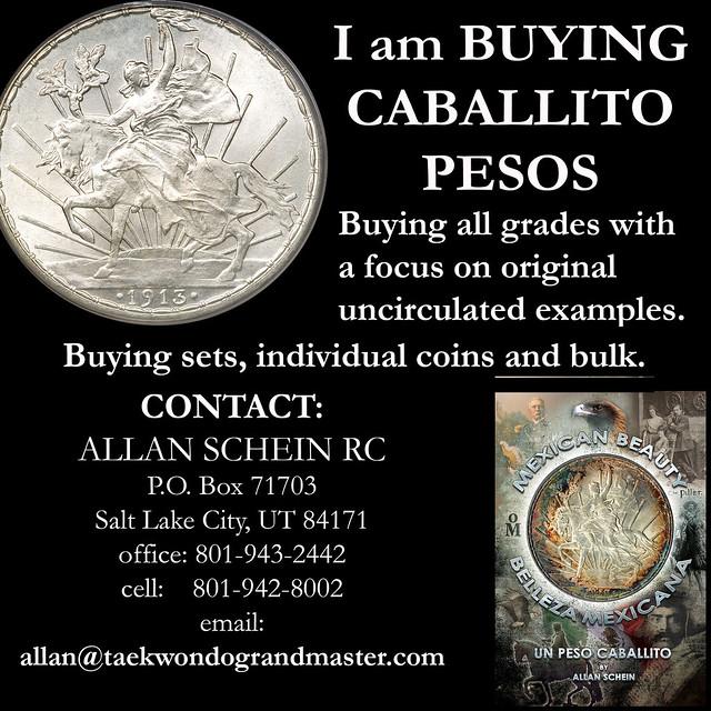 Schein E-Sylum ad07 Caballito buying