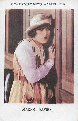 Colecciones Amatller, Marion Davies