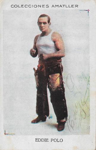 Colecciones Amatller, Eddie Polo