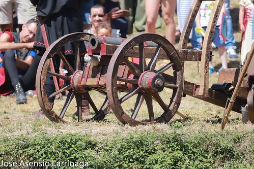 Fiesta medieval en Tiebas 2019 #DePaseoConLarri #Flickr-670