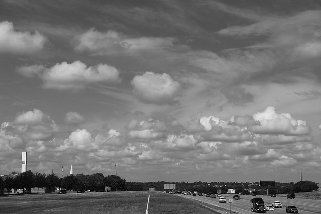 I20 Through Arlington, TX