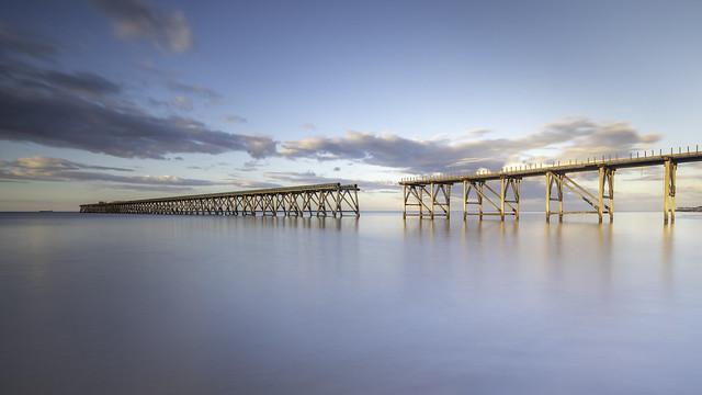 Steetley Pier, North Sands, Hartlepool