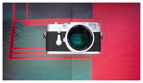 Leica M3 + 7Artisans DJ-Optical 50/1.1 (M-mount)