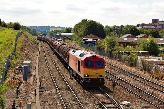 DB Cargo 60020 - Chesterfield