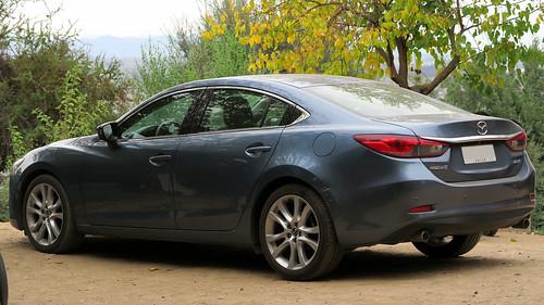 Mazda 6 2.2d GT 2013