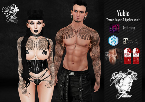 Yukio Vendor @New Mainstore Release | by Mae Jewell