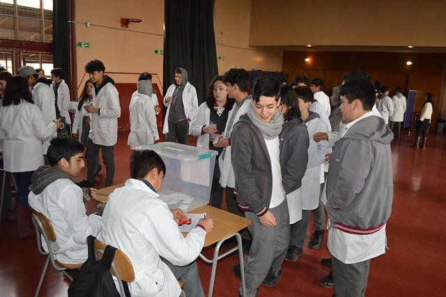 Elección de Centro de Estudiantes 2019 - 2020