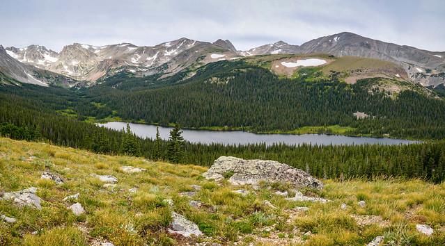 Long Lake - Indian Peaks Wilderness